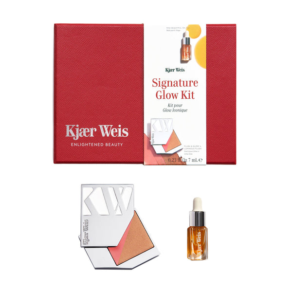 Kjaer Weis Signature Glow Kit
