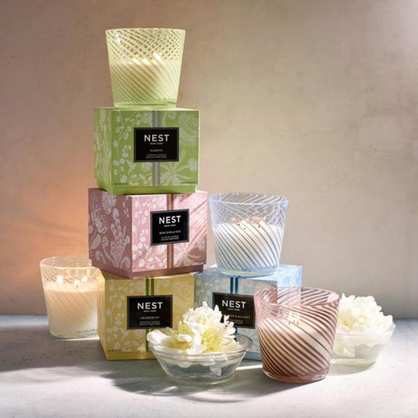 Ocean Mist & Sea Salt Specialty 3-Wick Candle