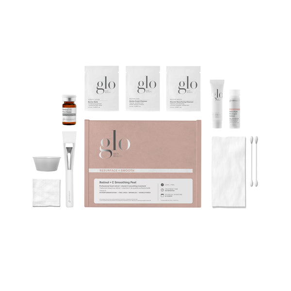 Glo Skin Beauty Retinol + C Smoothing Peel