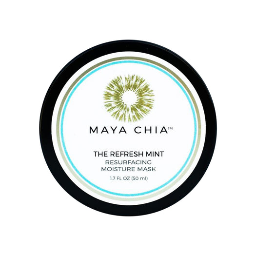 The Refresh Mint, Resurfacing Moisture Mask