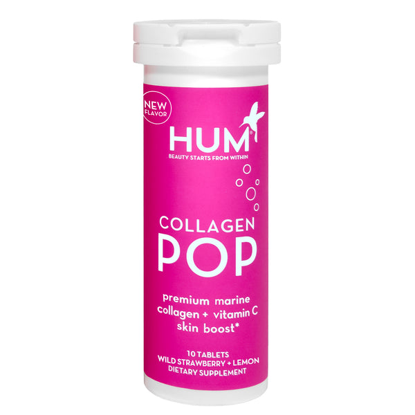 Collagen Pop Strawberry Lemon