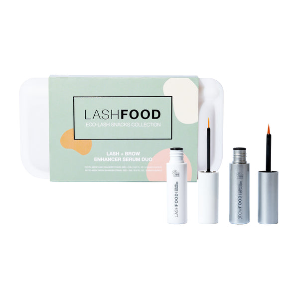 Lash + Brow Enhancer Serum Duo
