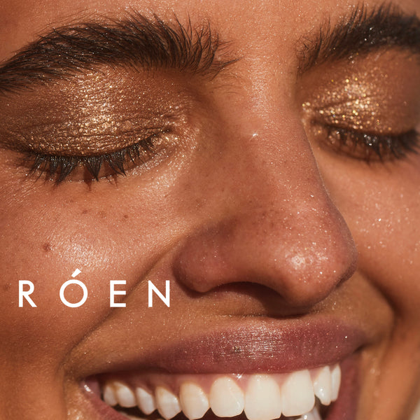 RÓEN BEAUTY 75° Warm Eye Shadow Palette