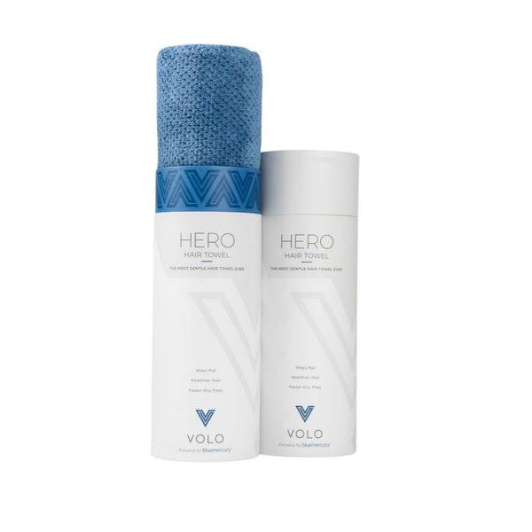 VOLO Beauty VOLO Hero Hair Towel -  Bluemercury Blue