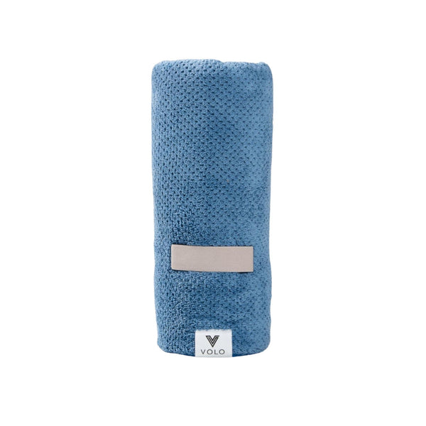 VOLO Hero Hair Towel -  Bluemercury Blue