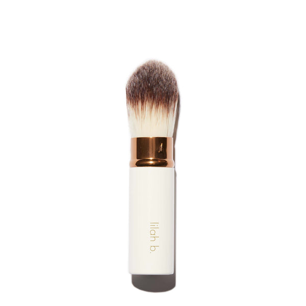lilah b. #1 Retractable Foundation Brush