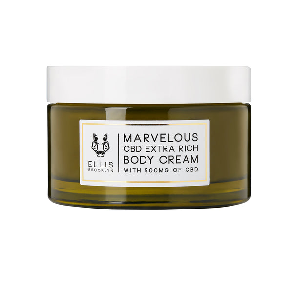 Marvelous CBD Extra Rich Body Cream