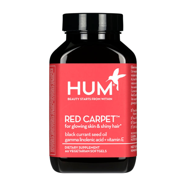 Hum Nutrition Red Carpet® Skin Hydration Supplement