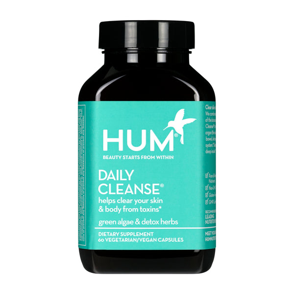 Hum Nutrition Daily Cleanse® Clear Skin And Acne Supplement
