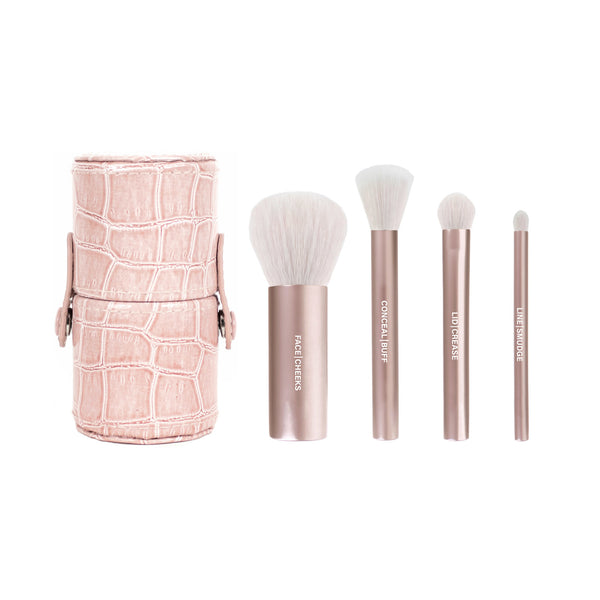 Luxury Vegan Petites Rose Gold Edition
