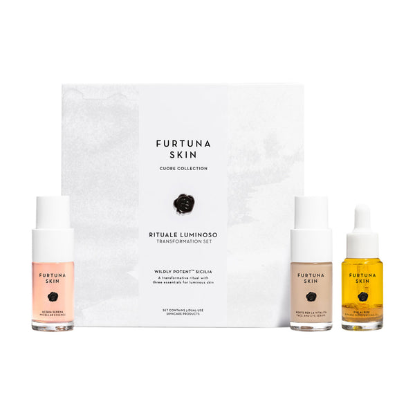 Rituale Luminoso Transformation Travel Set