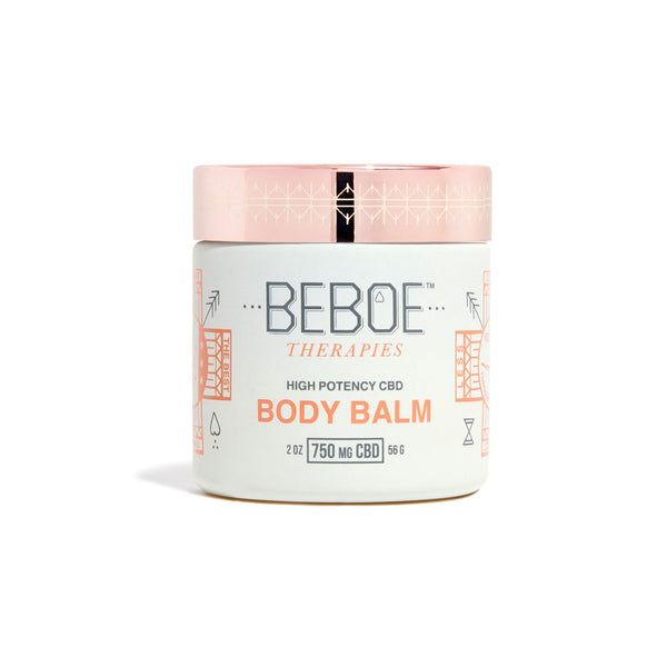 High Potency CBD Body Balm