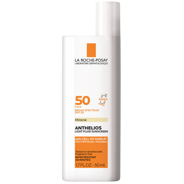 Ultra Light Mineral Face SPF 50