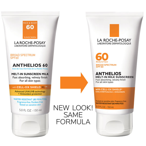 Anthelios 60 Melt In Sunscreen Milk