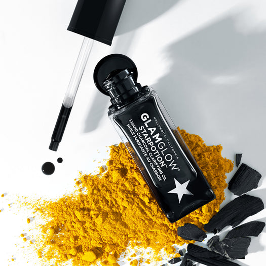 Starpotion™ Liquid Charcoal Clarifying Oil