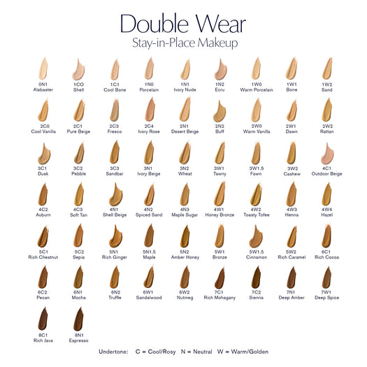 Double Wear Stay In Place Makeup