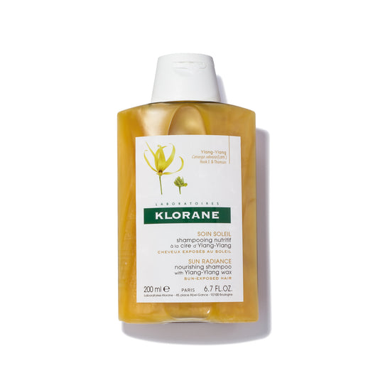Nourishing Shampoo with Ylang-Ylang Wax