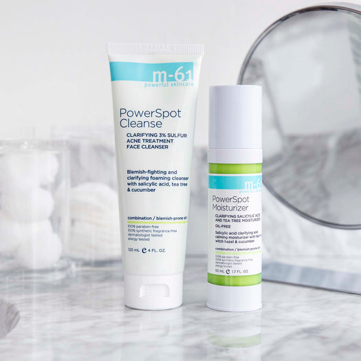 PowerSpot Cleanse-best acne face washes