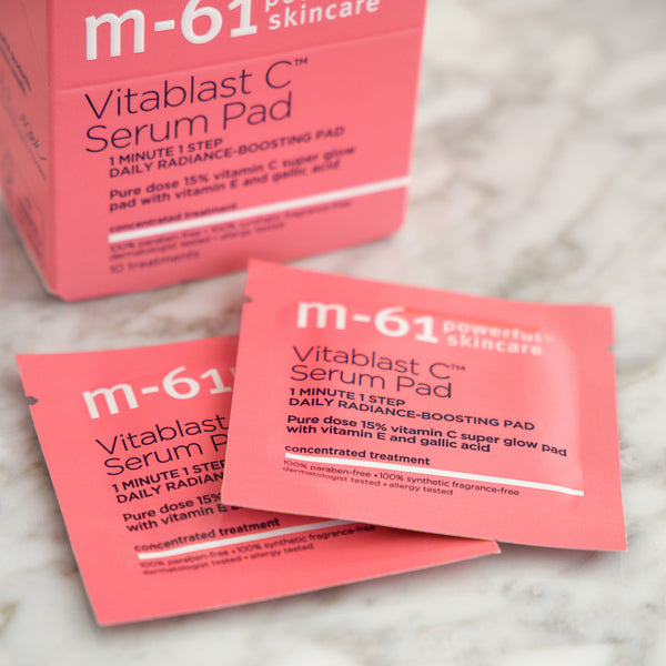 M-61 Vitablast C™ Serum Pad 10 Treatments