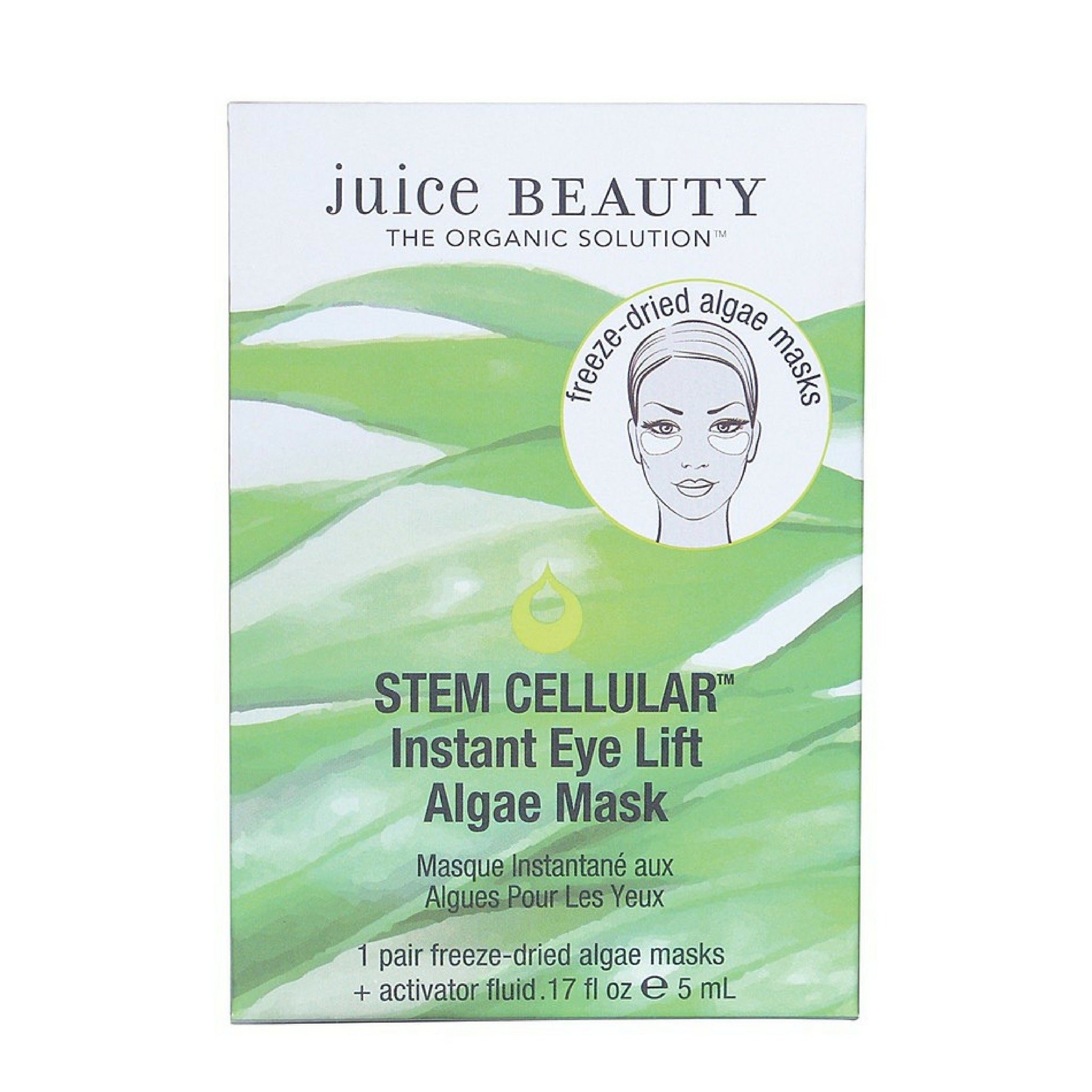 Instant Eye Lift Algae Mask
