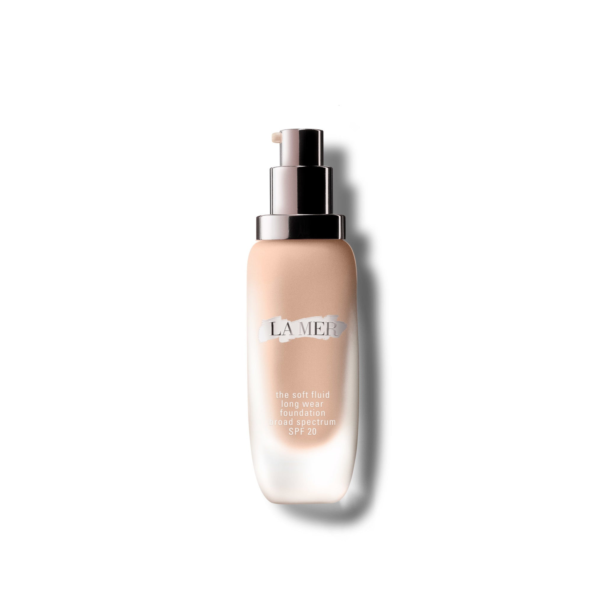 The Soft Fluid Long Wear Foundation SPF 20