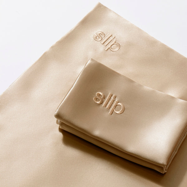 Slip Slip™ Pure Silk Queen Pillowcase