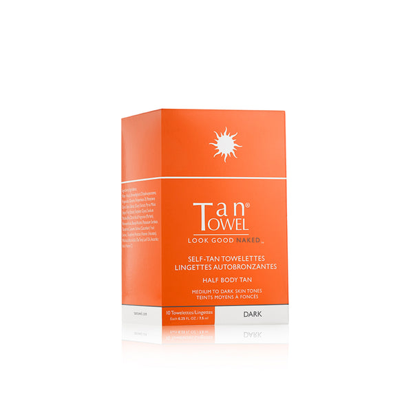 Classic Half Body Self-Tan Towelette (10 Pack)
