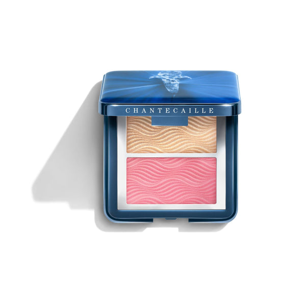 Radiance Chic Cheek and Highlighter Duo Coral