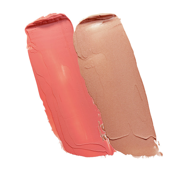 Color & Light: Crème Blush and Highlighter Duo