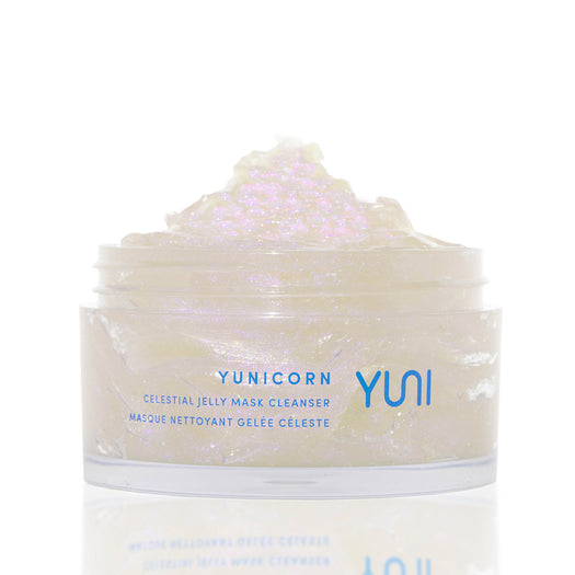 Yuni  Yunicorn Celestial Jelly Daily Mask Cleanser 2.7 Oz