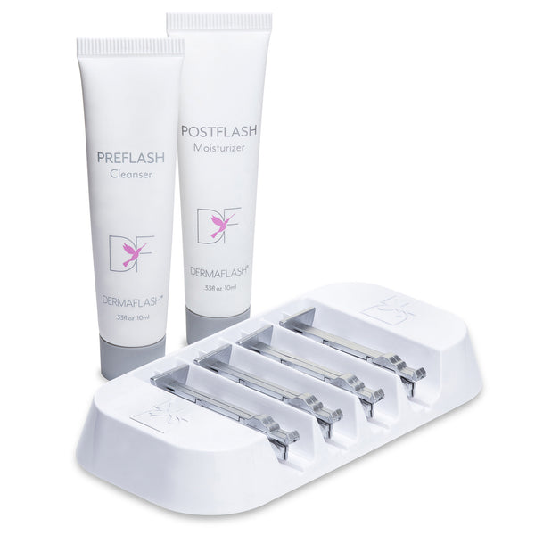 The Essentials Anti-Aging Exfoliation Replenishment Kit