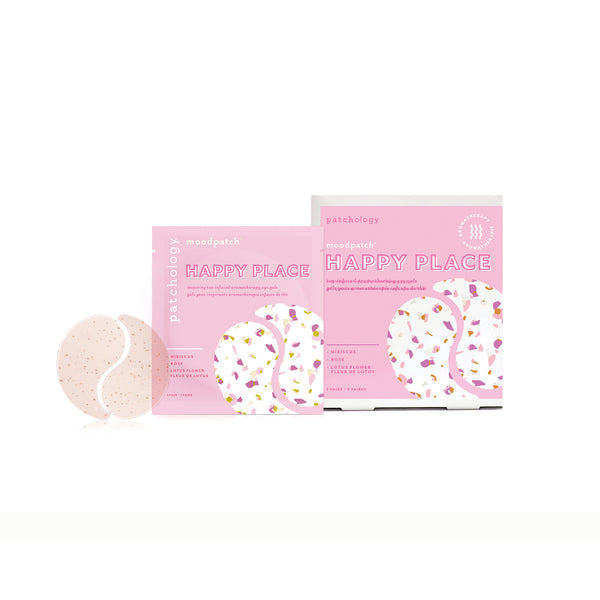 MoodPatch Happy Place Eye Gels