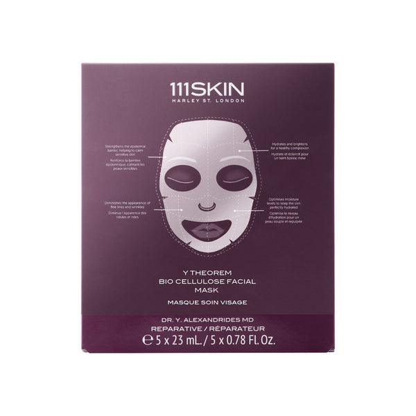 111SKIN Y Theorem Bio Cellulose Facial Mask