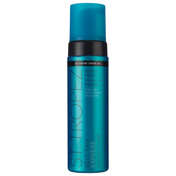 Self Tan Express Advanced Bronzing Mousse
