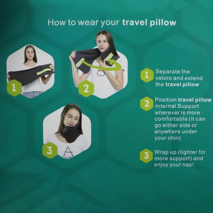 Travel Pillows for the Best Sleep On-the-Go