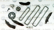 BMW 118 318 320 520 2.0D N47 TIMING CHAIN KIT AND GEARS AND CHAIN TENSIONER KIT