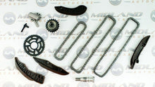 Load image into Gallery viewer, BMW X1 X3 X5 04/2008>> TURBO DIESEL TIMING CHAIN + GEARS + TENSIONER KIT