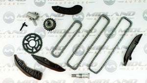 BMW X1 X3 X5 04/2008>> TURBO DIESEL TIMING CHAIN + GEARS + TENSIONER KIT