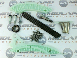 BMW MINI JOHN COOPER S CLUBMAN 1.6 16v PETROL ENGINE TIMING CHAIN KIT Inc GEAR