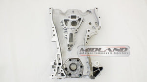 Vauxhall Corsa C & D 1.0 12v Z10XEP Engine Timing Chain Casing with Oil Pump
