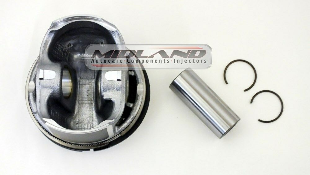STD PISTON WITH RING 21mm PIN FOR AUDI SEAT SKODA VW 1.8 TSI TFSI 16v ENGINE x 1