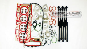 BMW MINI 1.6 N47D16A N47C16A DIESEL ENGINE HEAD GASKET SET AND HEAD BOLTS