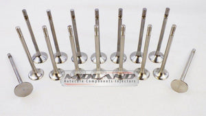 MINI R56 R55 R57 R60 R61 8 x Exhaust & 8 x Inlet N47C16A Engine Valves