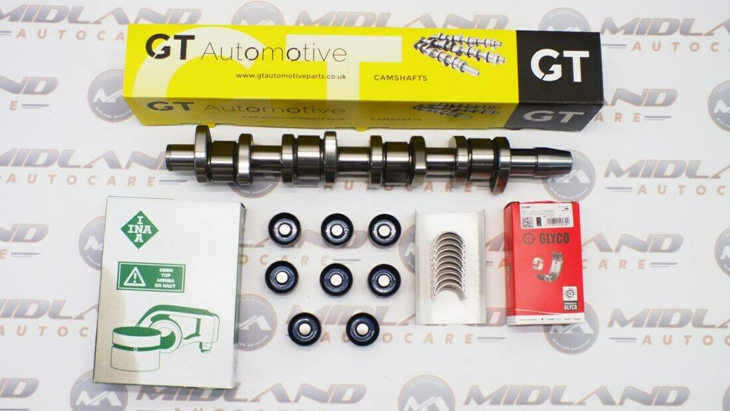 CAMSHAFT KIT FOR A3 A4 A6 GOLF PASSAT SHARAN GALAXY BORA 1.9 TDi PD ENGINE