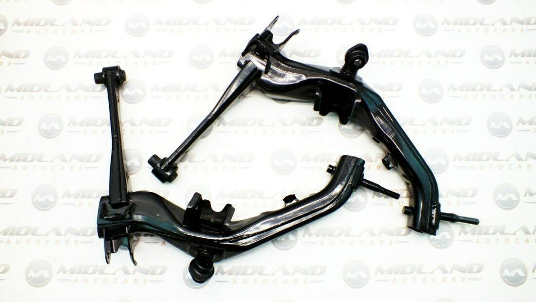 REAR LEFT & RIGHT LOWER SUSPENSION CONTROL ARM FOR TOYOTA 48710-06010 & 48720-05010