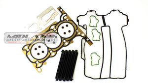 Vauxhall / Opel Adam Agila Corsa 1.0 12v A10XER A10XE Engine Head Gaskets and Bolts Set