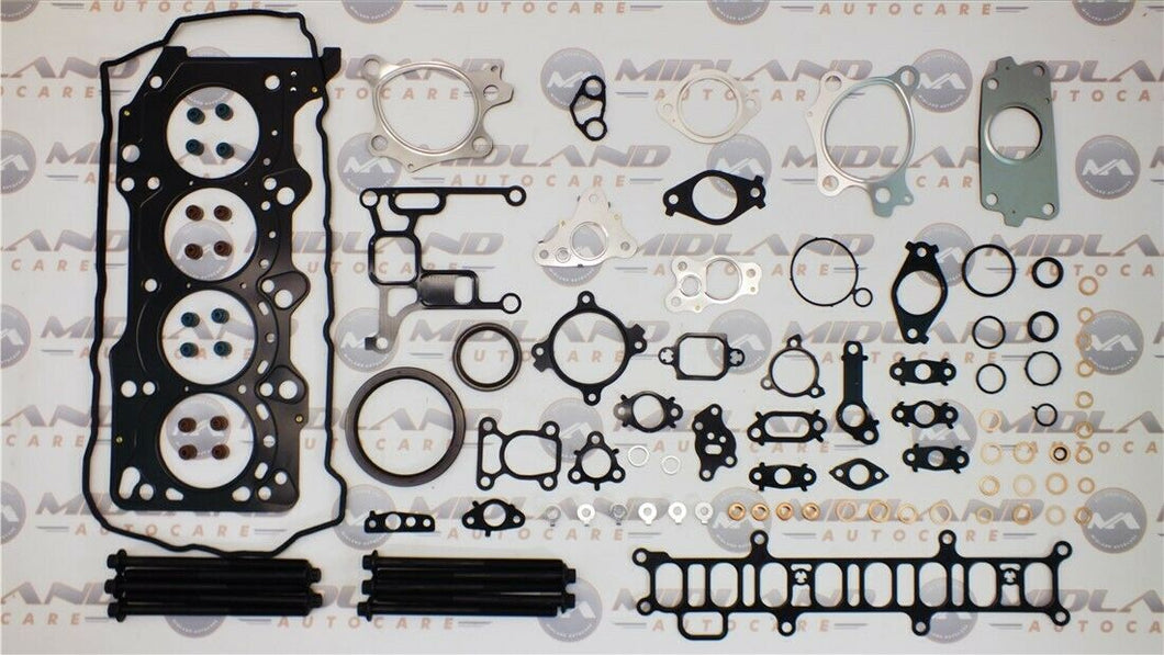 HEAD GASKET WITH HEAD BOLTS FOR MAZDA 8LGR-10-271 8LK1-10-271 SH01-10-135