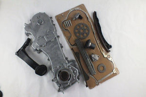 OIL PUMP AND TIMING CHAIN KIT FOR FIAT 500 IDEA PUNTO 1.3 MULTIJET STOP START ENGINE