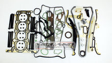 Load image into Gallery viewer, Vauxhall Corsa Adam Astra Insignia 1.2 1.4 Timing Chain Kit & Head Gasket Kit & Bolts & Tools