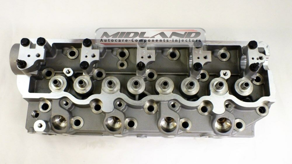 CHALLENGER L200 PAJERO SHOGUN 2.5 TD 4D56T 4D56 ENGINE BARE NEW CYLINDER HEAD